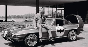 The Corvette Was Almost the Famed Adam West Batmobile