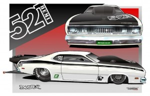 Chris Issacs Race Cars Building Twin-Turbo Plymouth Duster