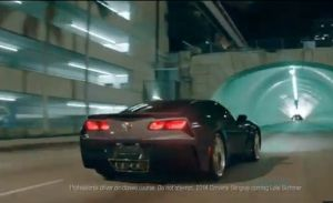Video: New Chevrolet Ad Stars 2014 Corvette, New Slogan