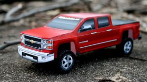 Get Your Brand New 2014 Chevy Silverado for Free!
