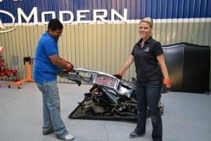 Malibu Monday: Meet One of the Leading Ladies on The Build's Crew