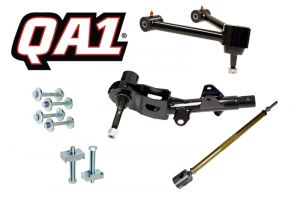 Mopar Handling Upgrades With QA1 Suspension Components