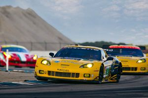 2013 Corvette Racing Schedule