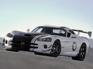 SRT Viper ACR Coming In 2014? Maybe