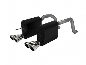Flowmaster Axle Back II Exhaust System For '09-12 Corvettes