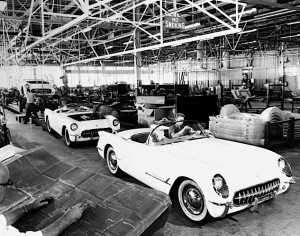 '55 Corvette Leaves Lasting Impression On Family
