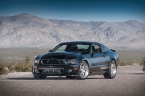 1,200 Horsepower Shelby S/C To Debut At NY Auto Show