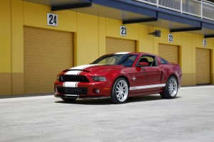 Testing Shows That The 2013 Shelby Super Snake Runs 10s