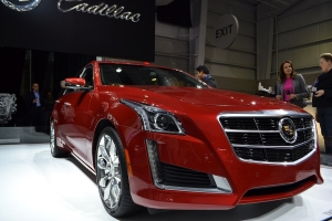 The 2014 Cadillac CTS Sets a New Standard for Luxury