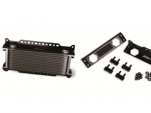 Earl's Oil Cooler Bracket System Makes Mounting Easy