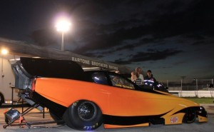 Paul Lee, McLeod Racing Join Richards Funny Car Team At Gators