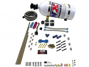 Nitrous Express Direct Port Dry Nitrous System For Serious Racers