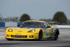 Corvette Racing: Number 4 ZR1 takes Sebring 12-Hour GT Class Victory