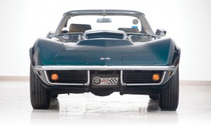One-of-One Motion Phase III Big Block Corvette Up for Auction