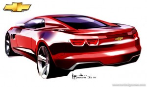 2014 Chevy Camaro Refresh To Debut At New York Auto Show