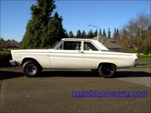 ebay Find: Cool 1965 Mercury Comet 202 Gasser Project