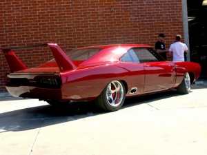 Preview of Muscle Cars Featured in Fast and Furious 6