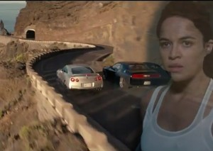 Video: Fast And Furious 6 Brings Sexy Back – But She's Gone Bad