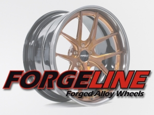 Forgeline Concave Spoke Means A Classic Deep-Dish Look