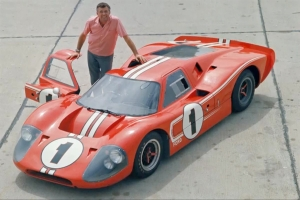 1967 LeMans-Winning Ford Mark IV To Be Restored By Dan Gurney