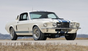 Unique GT40-Powered Shelby GT500 Heads To Auction