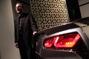 L.A. Times Talks With the 2014 Corvette C7 Designer