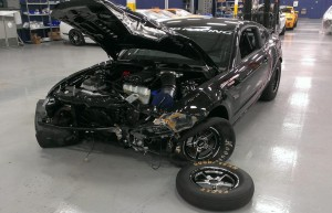 Mike Harris Rebuilds Wheelie Mustang For NMRA Cobra Jet Showdown