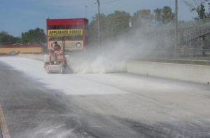 Orlando Speedworld Dragway Improvements Continue