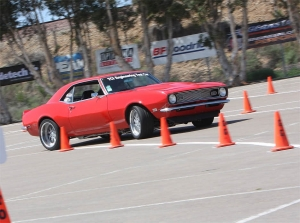 Video: Ride Along in the TCI Camaro for Some Goodguys AutoCross Fun