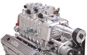 New E-Force Supercharger Systems for Small-Block Chevrolet Engines