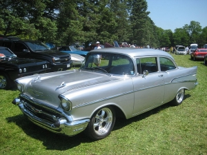 Classic 1957 Chevys Among The Most Recognized And Stolen Vehicles