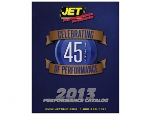 New 2013 JET Performance Catalog Now Available