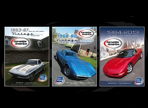 Corvette America Digital Catalogs Available Now