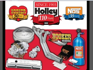 Holley Brands Celebrate 195 Years Of Power With Free Stuff!