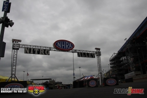NHRA Four-Wide Nationals Same Day Coverage From Charlotte