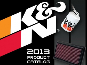 Download The 2013 K&N Product Catalog Today