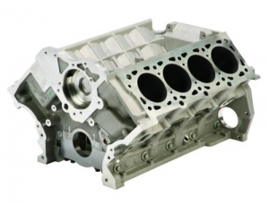 Ford Racing Parts Now Offering 5.8L GT500 Aluminum Block For Sale