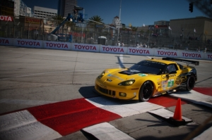 Corvette Racing Team Finishes in Top 5 at Long Beach