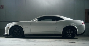 Video: Camaro Z/28 Returns for 2014