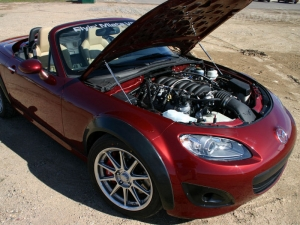 "Swap Insanity: LS3 ""Habu"" Conversion from Flyin' Miata"