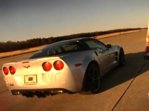 Video: ZR1, CTS-V, and GTO Standing Mile Top Speed Comparison