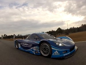 Video: Spirit of Daytona Corvette DP Grand Am Season Update