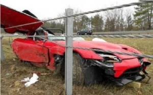 Chrysler Engineer Killed Driving 2013 SRT Viper