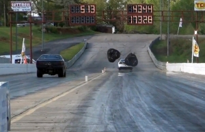 Video: John Kolivas Smashes 275 Radial Tire Record – 4.34 At 172 MPH