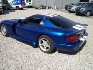 eBay Find: A C4 Corvette Turned Dodge Viper