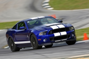 2013 Ford Shelby GT500 at Road Atlanta
