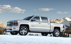 Go Drive It on the Mountain: The 2014 Silverado High Country