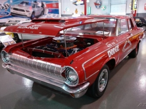 eBay Find: Rare 426 Hemi Dodge 330 Lightweght Factory Drag Car