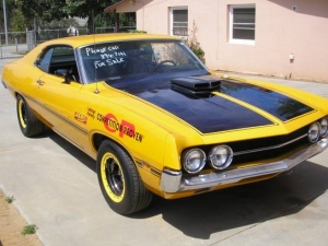 Craigslist Find: 1971 Ford Torino CJ Tribute