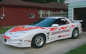 1995 Firebird: From Lame to Fame